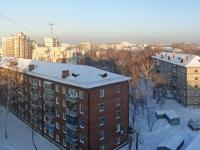 Новосибирск, улица Титова, дом 4. многоквартирный дом