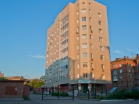 Novosibirsk, Titov st, house 10/1. Apartment house