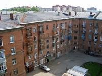 Novosibirsk, Titov st, house 10. Apartment house