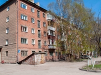 Novosibirsk, Titov st, house 11. Apartment house