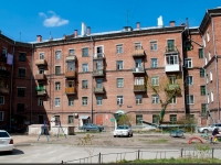 Novosibirsk, Titov st, house 13. Apartment house