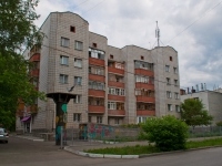 Novosibirsk, Titov st, house 18/1. Apartment house