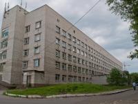 улица Титова, дом 18 к.2. больница