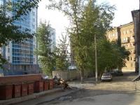 新西伯利亚市, Titov st, 房屋 25. 公寓楼