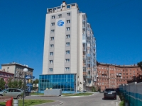 Novosibirsk, Titov st, house 31. Apartment house