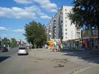 Новосибирск, улица Титова, дом 35 с.1. многоквартирный дом