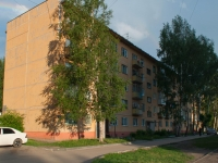 Novosibirsk, Titov st, house 35. Apartment house