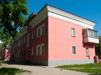 Novosibirsk, Titov st, house 36. Apartment house