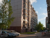 Novosibirsk, Titov st, house 37. Apartment house