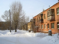 Novosibirsk, Titov st, house 41. Apartment house