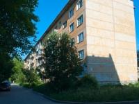 Novosibirsk, Titov st, house 43 с.1. Apartment house