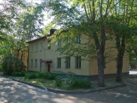 Novosibirsk, Titov st, house 45. Apartment house