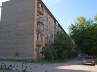 Novosibirsk, Titov st, house 47 с.1. Apartment house