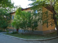 Novosibirsk, Titov st, house 47. Apartment house