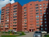 Новосибирск, улица Титова, дом 198 с.1. многоквартирный дом
