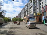 Novosibirsk, Titov st, house 198. Apartment house