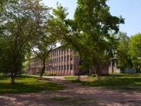 Novosibirsk, school Средняя общеобразовательная школа №48, Titov st, house 202 с.2