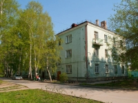 Novosibirsk, Kolkhidskaya st, house 19. Apartment house
