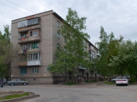 Novosibirsk, Fasadnaya st, house 10. Apartment house