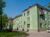 Novosibirsk, Fasadnaya st, house 16. Apartment house