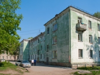 Novosibirsk, Fasadnaya st, house 18. Apartment house