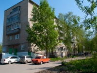 Новосибирск, улица Фасадная, дом 25 с.1. многоквартирный дом