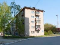 Novosibirsk, Fasadnaya st, house 25. Apartment house