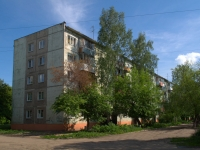Novosibirsk, Zabaluev st, house 8. Apartment house