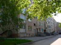 Novosibirsk, Zabaluev st, house 10. Apartment house