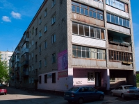 Novosibirsk, Zabaluev st, house 11. Apartment house
