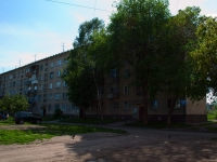 Novosibirsk, Zabaluev st, house 12. Apartment house