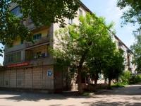 Novosibirsk, Zabaluev st, house 17. Apartment house