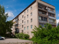 Novosibirsk, Zabaluev st, house 17. Apartment house
