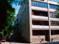 Novosibirsk, Zabaluev st, house 19. Apartment house