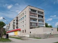 Новосибирск, улица Забалуева, дом 21. многоквартирный дом