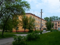 Novosibirsk, Zabaluev st, house 33. Apartment house