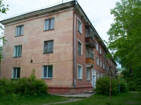 Novosibirsk, Zabaluev st, house 35. Apartment house