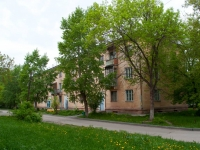 Novosibirsk, Zabaluev st, house 37. Apartment house