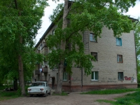Novosibirsk, Zabaluev st, house 39. Apartment house