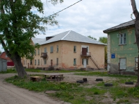 Novosibirsk, Zabaluev st, house 40. Apartment house