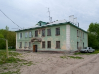 Novosibirsk, Zabaluev st, house 44. Apartment house