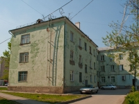 Novosibirsk, Zabaluev st, house 45. Apartment house