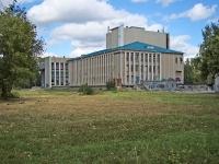 """Новосибирск, дом/дворец культуры """"Сибтекстильмаш"""", улица Забалуева, дом 47"""