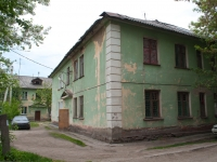 Novosibirsk, Zabaluev st, house 48. Apartment house