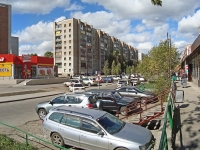 Novosibirsk, Zabaluev st, house 54. Apartment house