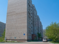 Novosibirsk, Zabaluev st, house 60. Apartment house