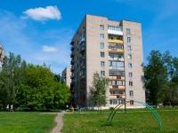 Новосибирск, улица Невельского, дом 7. многоквартирный дом