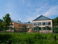 新西伯利亚市, 幼儿园 детский сад - школа, Nevelskogo st, 房屋 15