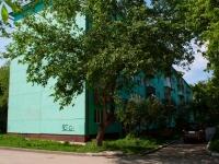 Новосибирск, улица Невельского, дом 21. многоквартирный дом