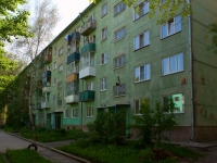 Novosibirsk, Nevelskogo st, house 23. Apartment house